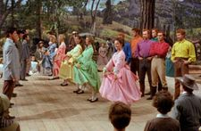 Batsheva Hay on Stanley Donen's Seven Brides for Seven Brothers: 'I had no idea how weird it was back then but the costumes were amazing'