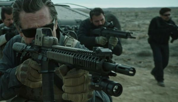 Sicario: Day Of The Soldado (2018) Movie Review from Eye for