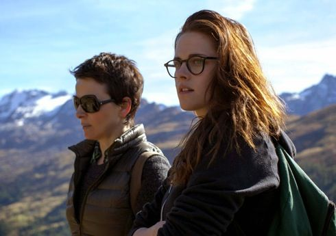 "Juliette Binoche and Kirsten Stewart: "" It begins to pall, however, rather rapidly amid the Alpine mists."""