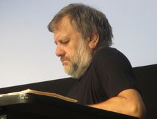 Slavoj Žižek, years ago, made a connection between Love Thy Neighbour and the idea of tolerance.