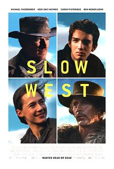 Slow West US poster