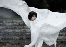 "Loïe Fuller (Soko): ""You know, throughout the movie, in every single shot, she's always in movement …"""