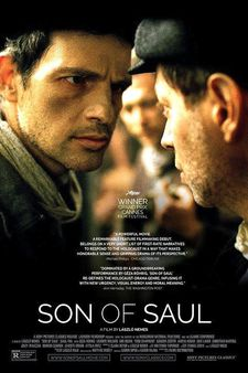 Son Of Saul US poster