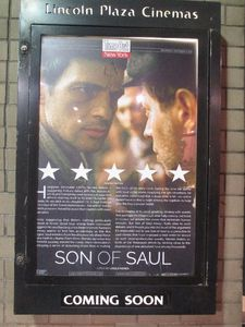Son Of Saul at Lincoln Plaza Cinemas