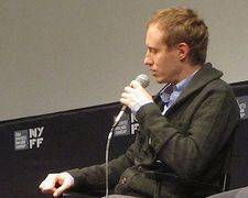 Son Of Saul director László Nemes at the New York Film Festival