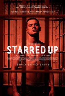 Starred Up US poster