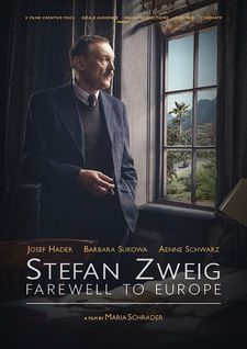 Stefan Zweig: Farewell To Europe poster