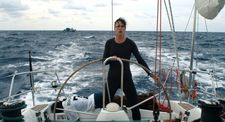 "Susanne Wolff is Rieke in Wolfgang Fischer's Styx: ""90% of the movie we shot on open ocean."""