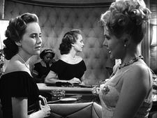 "Paul Auster on Teresa Wright seen with Virginia Mayo in William Wyler's The Best Years Of Our Lives: ""I think, in a way [she is] the moral center of the whole film."""