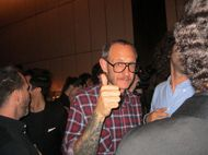 Terry Richardson - photo by Anne-Katrin Titze