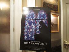 The Armor of Light US poster at 21 Club