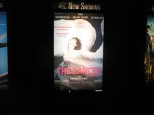 The Dancer poster at Village East Cinema