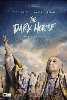 The Dark Horse US poster