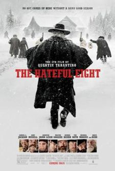 The Hateful Eight US poster
