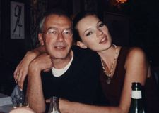 The Last Impresario - Michael White with Kate Moss