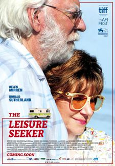The Leisure Seeker poster - opens in the US on March 9
