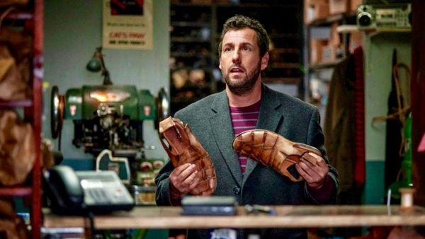 Family saga: Adam Sandler in Noah Baumbach's The Meyerowitz Stories
