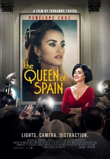 The Queen Of Spain US poster