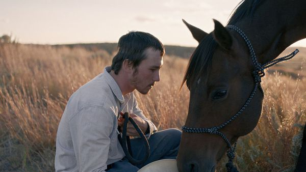Brady Jandreau plays himself in Chloe Zhao's The Rider - winner of the Grand Prix Award at the 43rd Festival of American Cinema in Deauville
