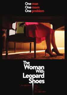 The Woman With Leopard Shoes poster