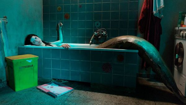 Michalina Olszanska in The Lure - two mermaid sisters, who end up performing at a nightclub, face cruel and bloody choices when one of them falls in love with a beautiful young man.