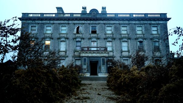 Loftus Hall, the haunted house where The Lodgers was shot