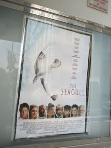 The Seagull poster at The Paris Theatre