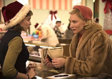 "Therese with Carol: ""The women were expected to turn up immaculately dressed just for going out shopping."""