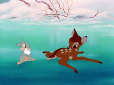 "Suzie Templeton: ""I always have been really inspired by Bambi but I've never really thought about it in relation to Peter & the Wolf."""