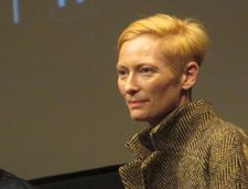 "Tilda Swinton: ""As soon as we finished the first one, Tilda said, well, we've got to make three more!"""
