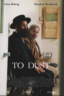 Tribeca Film Festival World Première To Dust poster