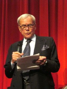 Tom Brokaw introducing The Unknown Known: