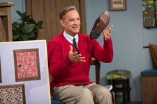 "Wendy Makkena on Tom Hanks as Mister Rogers: ""Connecting with your inner child again."""