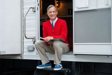 Tom Hanks as Fred Rogers in Marielle Heller's A Beautiful Day In The Neighborhood