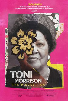 Toni Morrison: The Pieces I Am poster - opens at Film at Lincoln Center and the IFC Center on June 21