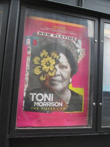 Toni Morrison: The Pieces I Am poster at Film Forum