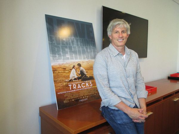 Tracks director John Curran on Mia Wasikowska as Robyn Davidson: