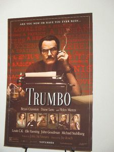 Trumbo US poster at the Museum of Modern Art