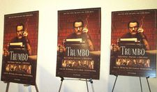 Trumbo posters at the Museum of Modern Art in New York