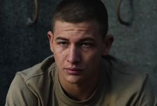 "Tye Sheridan as Daniel Murphy: ""He's been carrying the project for years. He met with Kevin Powers, he was very invested."""