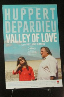 Valley Of Love poster at the Walter Reade Theater