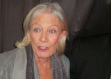 Linda Hoaglund's The Wound And The Gift narrator Vanessa Redgrave