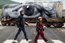 Agnès Varda and JR: 'We were like go-betweens, capturing pieces of life everywhere'
