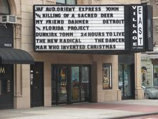 The Dancer at Village East Cinema