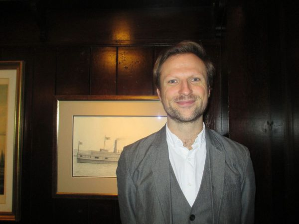 "Virunga director Orlando von Einsiedel; ""What I can tell you is, good journalism requires that you put your allegations out there…"""