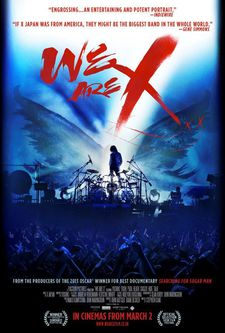 We Are X - poster