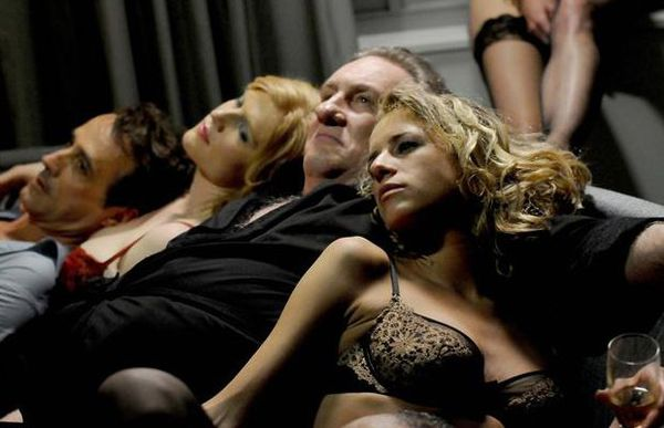 Gérard Depardieu gets down and debauched in Abel Ferrara's Welcome To New York, set for a special Cannes screening