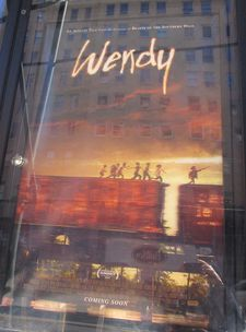Wendy poster at the Angelika Film Center in New York