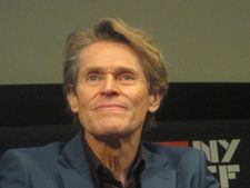 Willem Dafoe At Eternity's Gate press conference