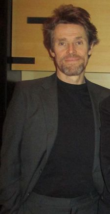 "Willem Dafoe: ""I knew I became Italian when I woke up in the morning and my first thought is - what am I going to eat?"""